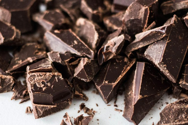 what is vegan chocolate made from
